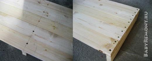 Как сделать строительные деревянные подмости (козлы) своими руками за 100 минут - Всё про ремонт своими руками