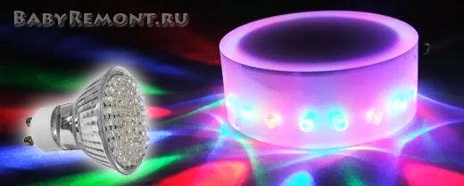 Чем хороши светодиодные светильники - Основные достоинства изделий из светодиодов
