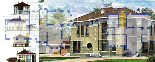 Как подготовиться к строительству дома, начиная с выбора проекта дома