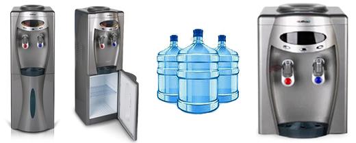 Преимущества напольного и настольного кулера для воды