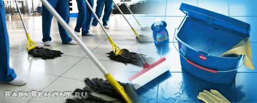 Почему необходимо сделать уборку квартиры после ремонта