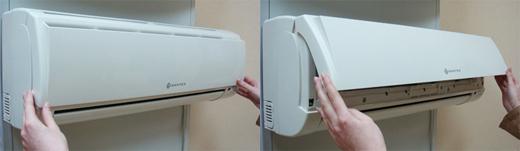 Как почистить кондиционер своими руками
