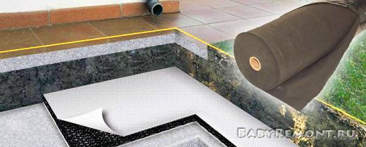 Что такое геотекстиль и его применение в строительстве