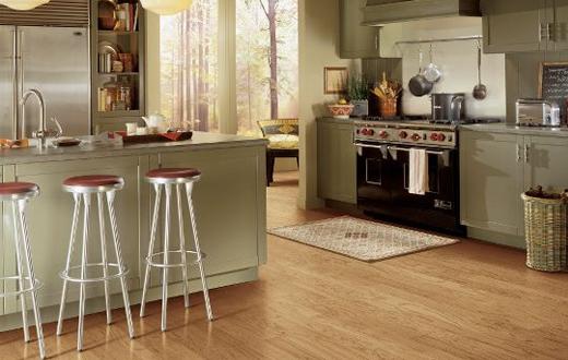 Какой выбрать линолеум для кухни