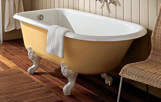 Чугунная ванна для ванной комнаты