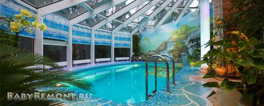 Реконструкция бассейнов советских времён