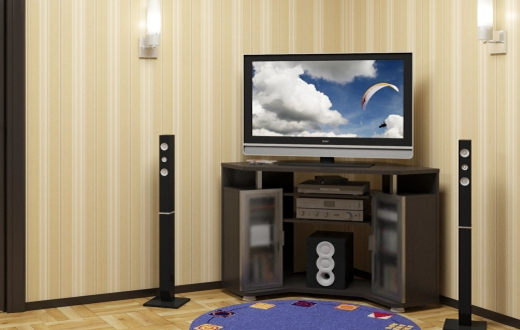 Как правильно выбрать тумбу под телевизор