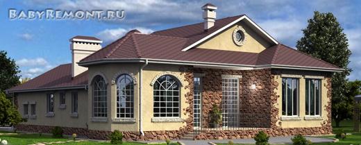 Какие бывают виды отделки фасадов загородного дома