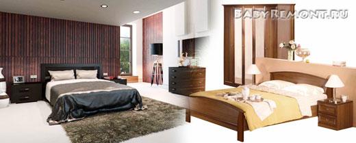 Какую подобрать мебель для спальни, используя возможности помещения