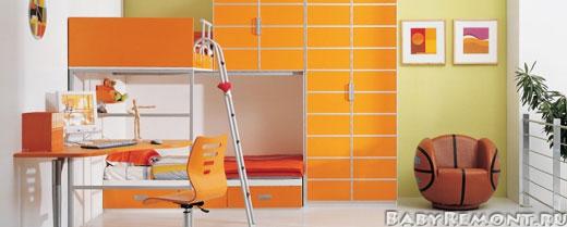 Какую мебель для младенцев и малышей дошкольного возраста выбрать в детскую комнату