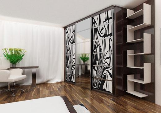 Платяной шкаф или шкаф-купе для спальни