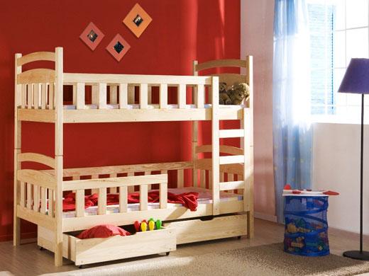 Одноярусная или двухъярусная кровать в детскую комнату