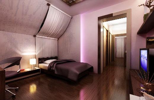Как сделать дизайн интерьера спальни своими руками