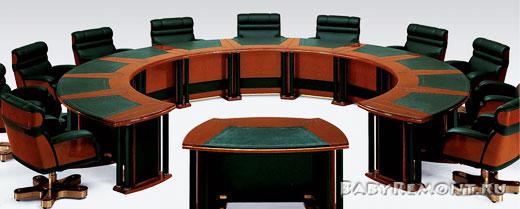 Как правильно выбрать стол для переговоров