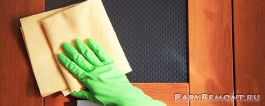 Советы по уходу за офисной мебелью
