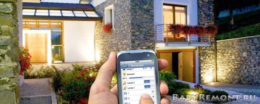 Система автоматизации освещения Умного дома