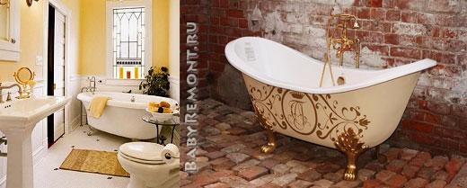 Практические советы по ремонту ванной комнаты