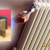 Как правильно покрасить батарею отопления в квартире или доме своими руками