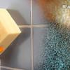 Как избавиться от плесени на потолке, стене и полу в ванной своими руками