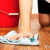 Чем очистить линолеум от различных загрязнений своими руками