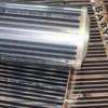 Как уложить плёночный электрический тёплый пол своими руками