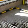 Как правильно сделать армированную бетонную стяжку пола в гараже своими руками