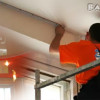 Правила подготовки и установки натяжных потолков — материалы и инструмент
