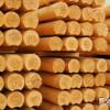 Оцилиндрованное бревно — преимущества строительного материала