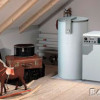 Выбираем напольный или настенный газовый котёл для отопления