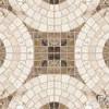Напольная плитка — идеальный материал для ванной комнаты