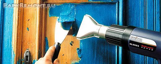Как подготовить деревянную поверхность под окраску