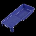 Ванночка малярная используется для забора и равномерного распределения обойного клея
