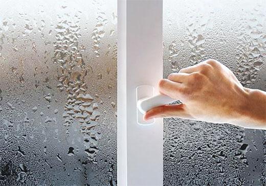 Повышенная влажность воздуха в помещении