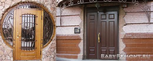 Технологические особенности и комплектация металлических тамбурных и подъездных дверей