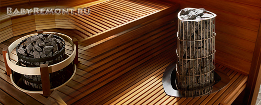Особенности и преимущества дровяных банных печей Harvia