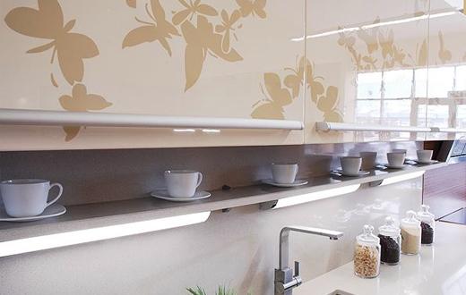 Как сделать эксклюзивный интерьер при помощи фотопечати на кухне