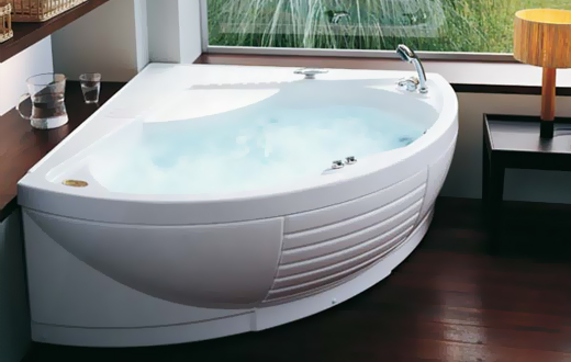 Акриловая ванна для ванной комнаты