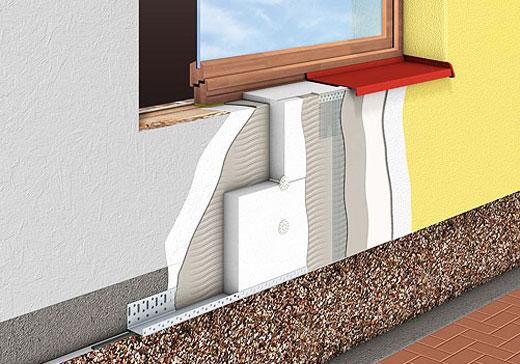 Переохлаждение (промерзание) стен