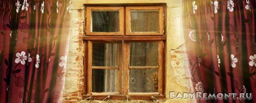 Зачем менять традиционные старые деревянные окна на пластиковые