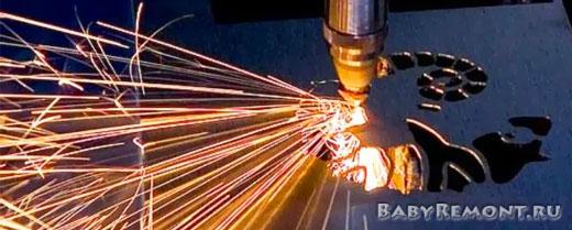 Плазменная резка металла - невысокая цена и универсальность